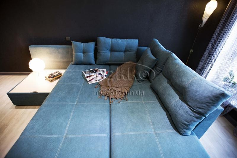 Кутовий диван з поворотним механізмом (Mercury) Меркурій ф-ка Мекко (Ортопедичний) - 3000*2150мм  Болехів-3