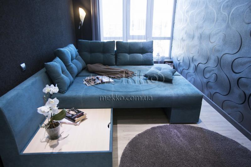 Кутовий диван з поворотним механізмом (Mercury) Меркурій ф-ка Мекко (Ортопедичний) - 3000*2150мм  Болехів-4