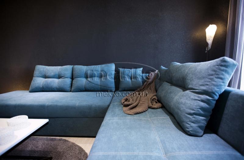 Кутовий диван з поворотним механізмом (Mercury) Меркурій ф-ка Мекко (Ортопедичний) - 3000*2150мм  Болехів-5