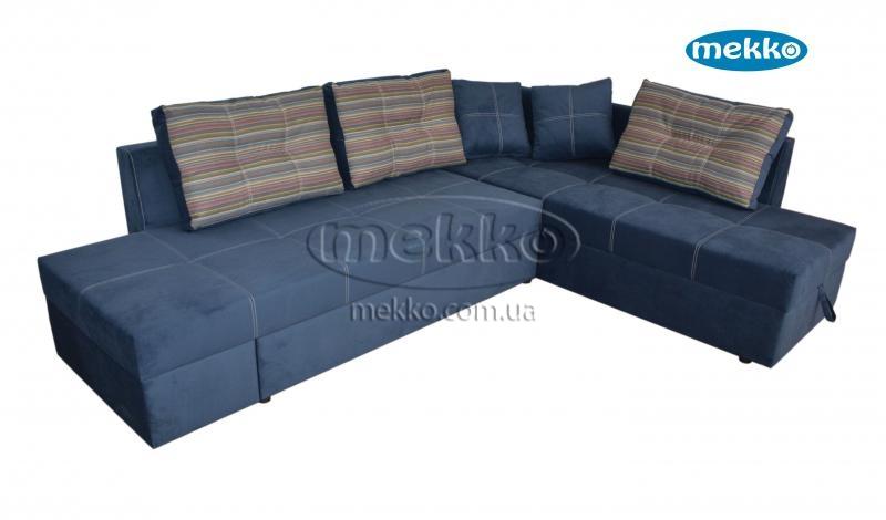 Кутовий диван з поворотним механізмом (Mercury) Меркурій ф-ка Мекко (Ортопедичний) - 3000*2150мм  Болехів-13
