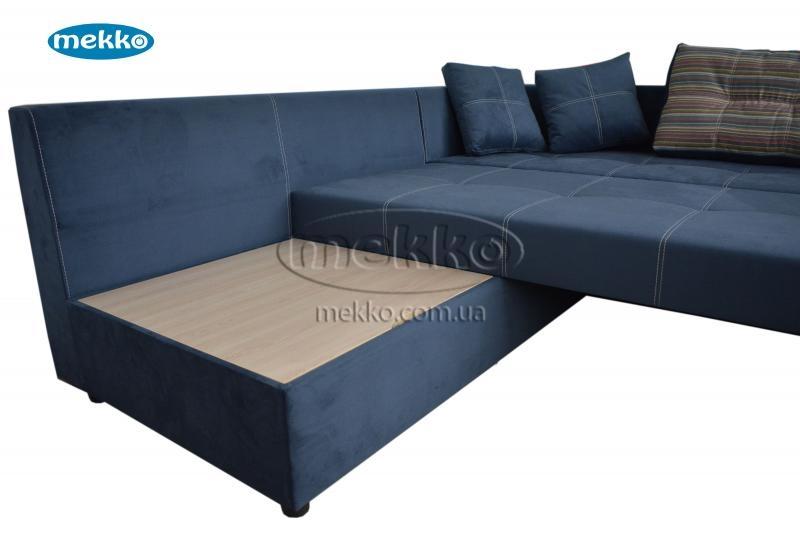 Кутовий диван з поворотним механізмом (Mercury) Меркурій ф-ка Мекко (Ортопедичний) - 3000*2150мм  Болехів-17