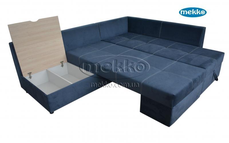 Кутовий диван з поворотним механізмом (Mercury) Меркурій ф-ка Мекко (Ортопедичний) - 3000*2150мм  Болехів-19