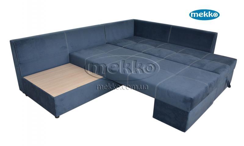 Кутовий диван з поворотним механізмом (Mercury) Меркурій ф-ка Мекко (Ортопедичний) - 3000*2150мм  Болехів-16