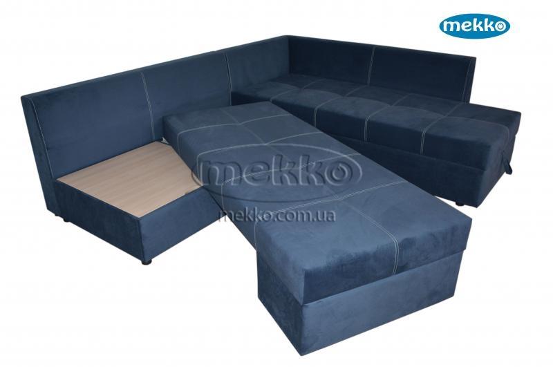 Кутовий диван з поворотним механізмом (Mercury) Меркурій ф-ка Мекко (Ортопедичний) - 3000*2150мм  Болехів-15