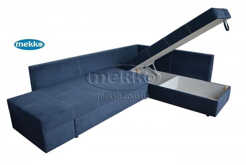 Кутовий диван з поворотним механізмом (Mercury) Меркурій ф-ка Мекко (Ортопедичний) - 3000*2150мм  Болехів-14
