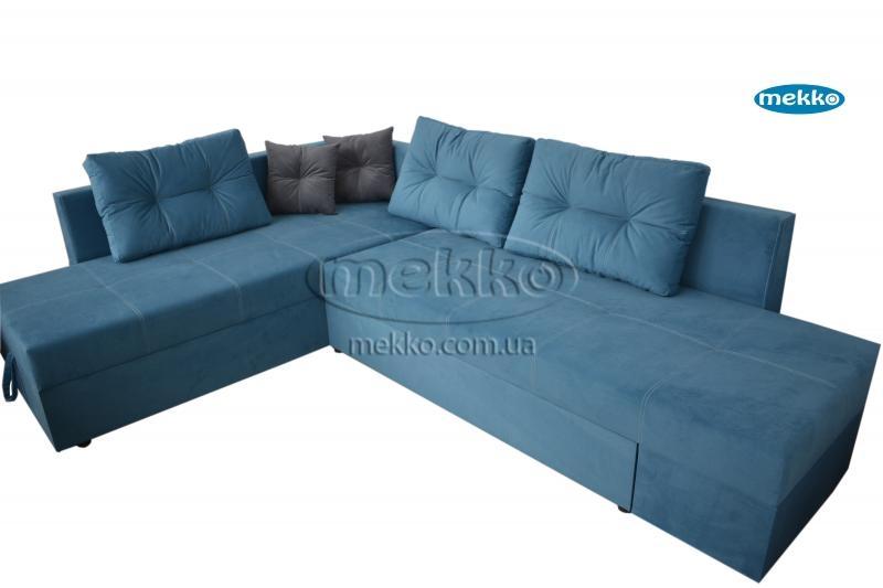 Кутовий диван з поворотним механізмом (Mercury) Меркурій ф-ка Мекко (Ортопедичний) - 3000*2150мм  Болехів-10