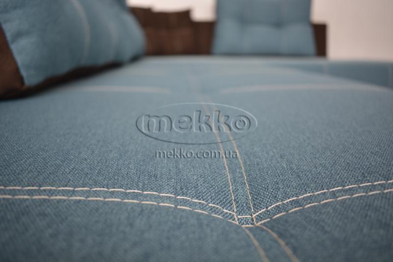 Кутовий диван з поворотним механізмом (Mercury) Меркурій ф-ка Мекко (Ортопедичний) - 3000*2150мм  Болехів-9