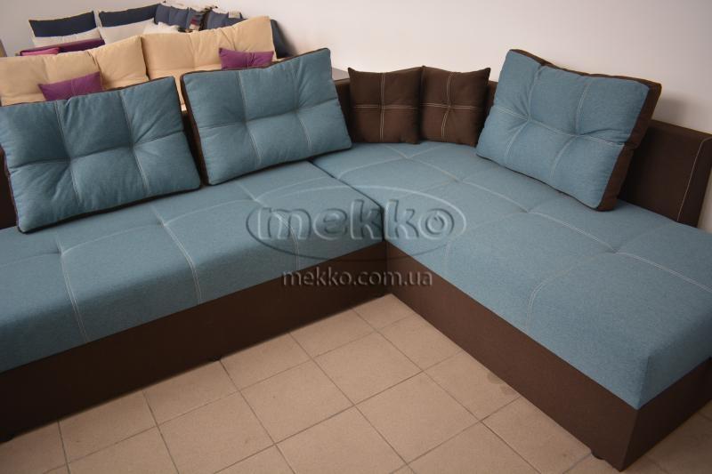 Кутовий диван з поворотним механізмом (Mercury) Меркурій ф-ка Мекко (Ортопедичний) - 3000*2150мм  Болехів-8