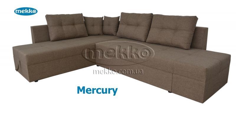 Кутовий диван з поворотним механізмом (Mercury) Меркурій ф-ка Мекко (Ортопедичний) - 3000*2150мм  Болехів-12